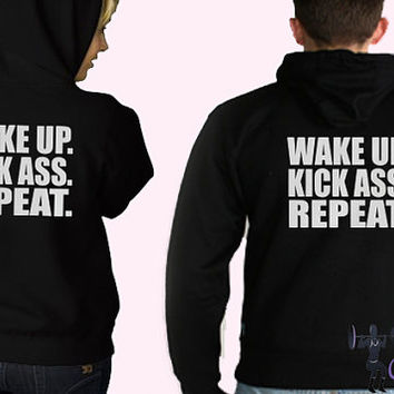 Couples Who Train Together Stay Swolemates Sweaters. Couples Workout Tops. Mens Gym Hoodie. Womens Gym Sweater Hoodie. Fitness Hoodie Couple