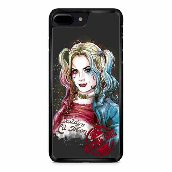 Suicide Girl Harley Quinn iPhone 8 Plus Case