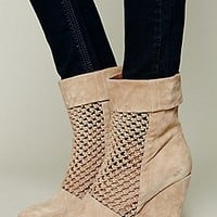 Jeffrey Campbell  Rochelle Wedge Boot at Free People Clothing Boutique