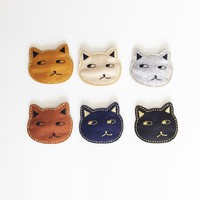 the |cutie kitty| hair clip