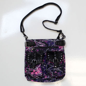 Luckless Clothing Co | Muddy Girl Camo Purse