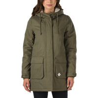Too Complex Mountain Edition Parka | Shop Womens Jackets at Vans