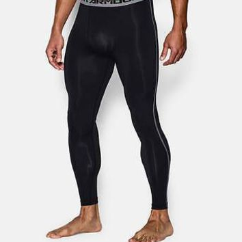 Under Armour Mens UA HeatGear Compression Leggings - 1257474