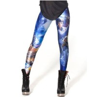 Ninimour- Fashion Women Print Leggings Tights Pants (Star Wars)