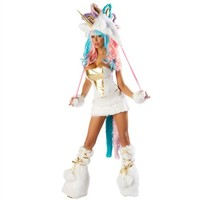 J. Valentine Unicorn Costume : Cute Sexy Unicorn Outfit