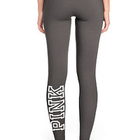 Cotton Yoga Legging - PINK - Victoria's Secret