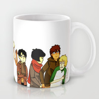 Attack on Titan 104th squad Mug by rhymewithrachel