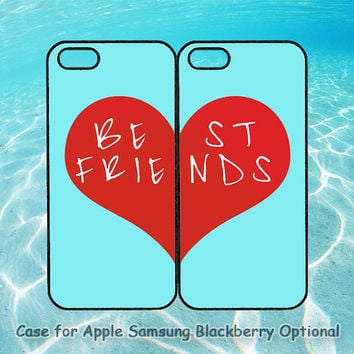 Best Friends in Pairs for iphone 5 case, iphone 4 case, ipod 4, ipod 5, note 2, Samsung galaxy S3, Samsung galaxy S4, blackberry z10, q10