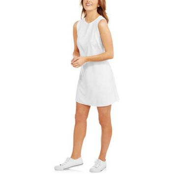 Faded Glory Women's Woven Tank Dress - Walmart.com