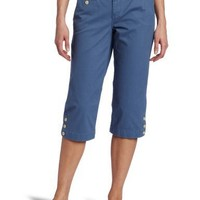 Dockers Women`s The Soft Capri Pant $26.99