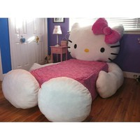 Incredibeds Hello Kitty Bed Cover, Twin