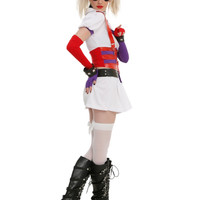 DC Comics Batman: Arkham City Harley Quinn Nurse Costume