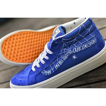 WTAPS x Vans Syndicate 'Sk8 Mid' Skateboarding Shoes 36-44