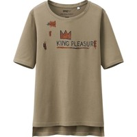 WOMEN SPRZ NY SHORT SLEEVE GRAPHIC T (JEAN-MICHEL BASQUIAT) | UNIQLO