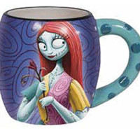 The Nightmare Before Christmas Sally 16 oz. Ceramic Mug