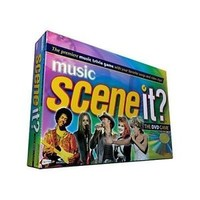 Scene It? Music Edition (DVD / HD Video Game)