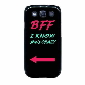 best friend bff couple cases right samsung galaxy s3 s4 cases