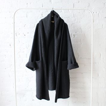 rennes — Lauren Manoogian Capote Coat Soft Black