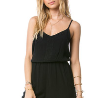 AMUSE SOCIETY - Aubrey Romper | Black Sands