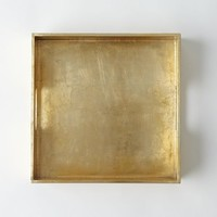 Square Lacquer Trays