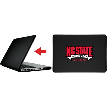 """NCSU - Alumni design on MacBook Pro 13"""" with Retina Display Customizable Personalized Case by iPearl"""