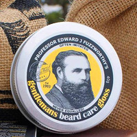 Beard Care Gloss Beard Balm Gift for Dad for Him Handmade with local Beeswax Honey Oils from Tasmania Australia