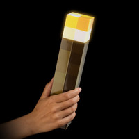 J!NX : Minecraft Light-up Torch