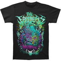 Faceless Men's  Prophet Of Contamination T-shirt Black