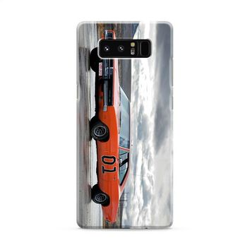 Dukes Of Hazzard (general lee) Samsung Galaxy Note 8 Case