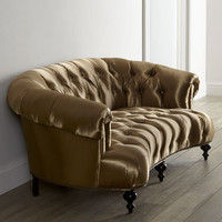 Old Hickory Tannery Lola Tufted Sofa