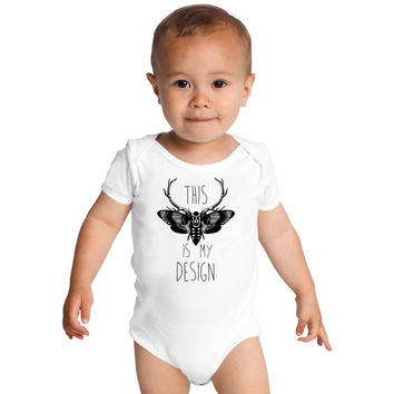 Hannibal Baby Onesuits