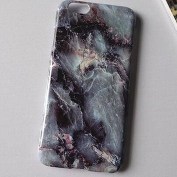 Creative realistic marble mobile phone case for iPhone 7 7 plus 07aad152c2