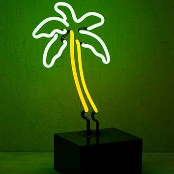 Neon Mfg. Palm Tree Table Lamp
