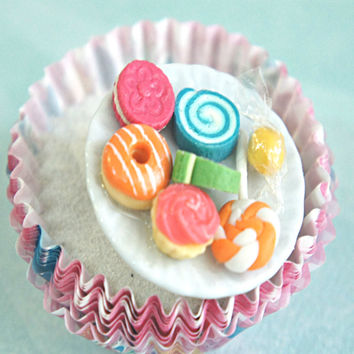 Candies and Sweets Ring