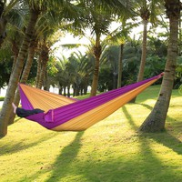 Single Person Fabric Hammock