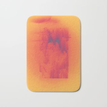 Body Heat Bath Mat by DuckyB