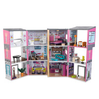 KidKraft Contemporary Deluxe Townhouse - 65883