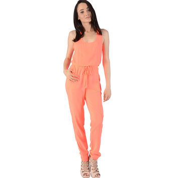 Jogger Jumpsuit - Clothing