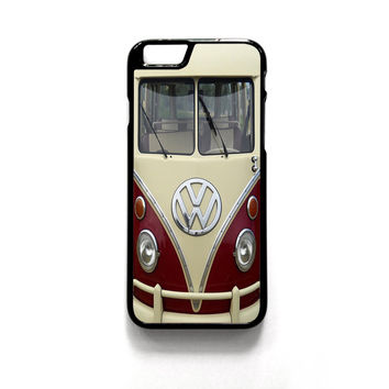 VW Volkswagen Bus For Iphone 4/4S Iphone 5/5S/5C Iphone 6/6S/6S Plus/6 Plus Phone case ZG