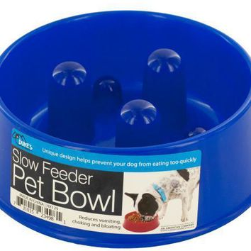 Slow Feeder Dog Food Bowl (Available in a pack of 24)