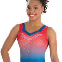 Lady Liberty Tank Leotard from GK Elite