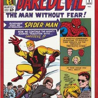 Daredevil #1 Marvel Comics Poster 24x36