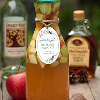 Saturday Sips! Autumn Sangria, Two Ways - Evermine Occasions