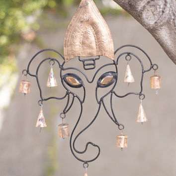 Mighty Ganesh Windchime