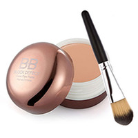Brand beauty women Blemish Concealer Cream Smooth Moisturizing Makeup Cover Foundation Brush makeup tools high quality hot sale