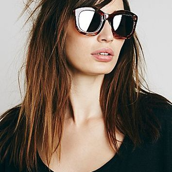 Free People Womens Bel Air Sunglass