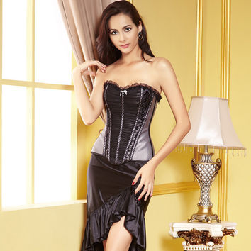 Sexy Waist Shaper Body Slim Ladies Palace Corset [4965284548]