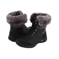 Discount Ugg Boots Adirondack II 5469 Black For Women 122 77