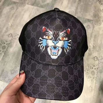 ONETOW Gucci Fashion Baseball Caps Hats High density elastic mesh