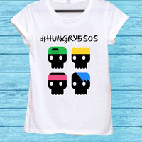 Hungry 5 second of summer for t shirt mens and t shirt girls